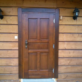 Vchodové dvere kazetové 2013