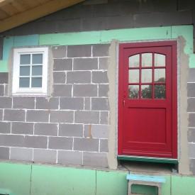 Vchodové dvere, profil EURO IV92