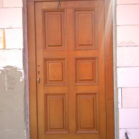 Vchodové dvere kazetové, profil EURO IV92 Softline
