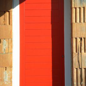 Vchodové dvere panelové - nadrozmer