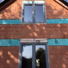 Vchodové dvere panelové - nadrozmer, profil EURO IV92 Softline