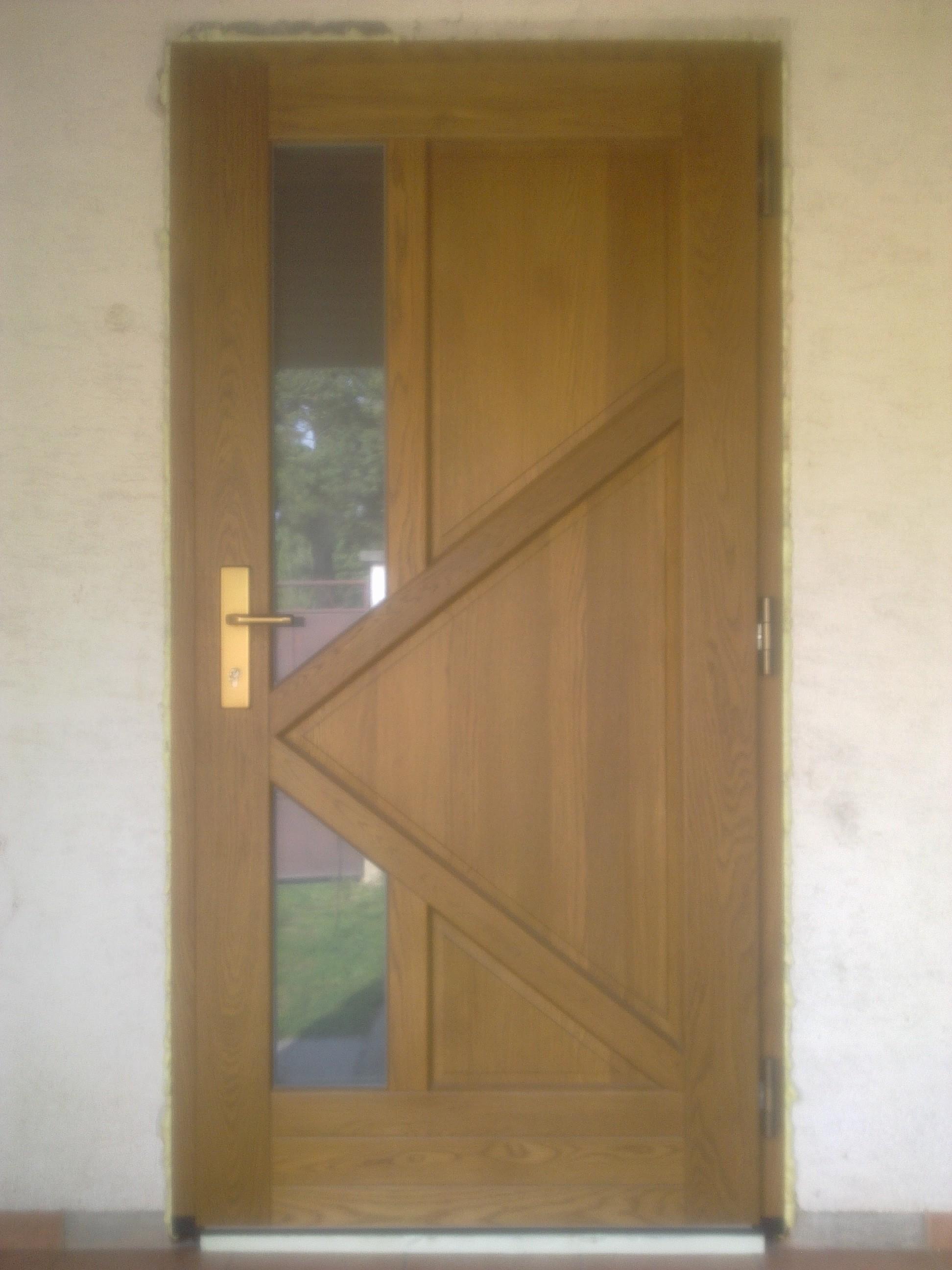 Vchodové dvere profil EURO IV92 Softline
