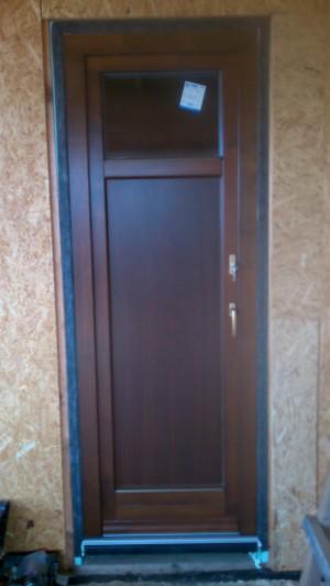 Terasové dvere, vhodné aj na kotolňu, bočný vchod garáže ...