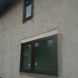 Drevené okná, profil EURO IV92 Softline