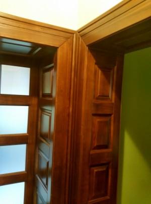 Interiérové dvere so zárubňou