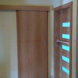 Interiérové dvere posuvné