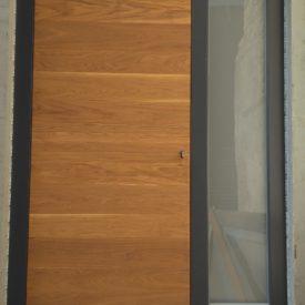 Vchodové dvere panelové, bezfalcové - profil EURO IV92 Softline