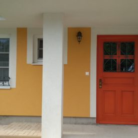 Drevené okná a dvere